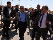 بالصور.. بدء التحقيق مع إبراهيم عيسى فى اتهامه بإهانة مجلس النواب