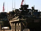 القوات الأمريكية تدمر أحد راداراتها فى قاعدة بريف الحسكة قبل انسحابها
