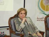 مرفت تلاوى تلتقى وفدا من السفارة الأمريكية بالقاهرة