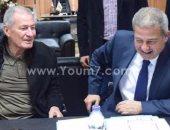 """جلسة بين وزير الرياضة وسكرتير الـ""""فيبا"""" فى سويسرا 14 مارس"""