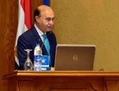 رئيس لجنة النقل: وفد برلمانى يزور مهاب مميش إثر تعرضه لوعكة صحية