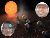 بالفيديو.. المصريون يقترحون على ناسا أسماء الكواكب السبعة الجديدة