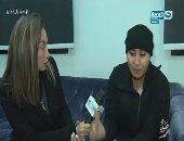 """ريهام سعيد تواجه """"مريضة سرطان الزمالك"""" للكشف عن حقيقة مرضها"""