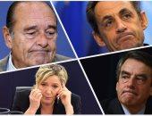 بالفيديوجراف.. 5 فضائح لرؤساء ومرشحى الرئاسة الفرنسية