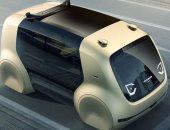 فولكس فاجن تكشف عن نموذج سيارتها المستقبلية بدون سائق