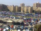 أهالى الحى العاشر بمدينة نصر يطالبون بنقل سوق السيارات