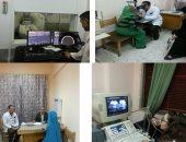 علاج 83 مواطنا وصرف العلاج للمرضى بالمجان فى مستشفيات الشرطة