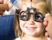 طبيب عيون: الصداع والزغللة المستمرة عند الأطفال سببها ضعف النظر