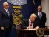 منظمات للدفاع عن الحقوق المدنية تقدم طعنا جديدا فى مرسوم ترامب حول الهجرة