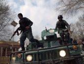 مقتل 6 وإصابة 3 شرطيين فى هجوم على نقطة أمنية بأفغانستان