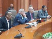 محافظ بورسعيد يوجه بالانتهاء من مشروع تطوير القابوطى بالكامل خلال أسبوع