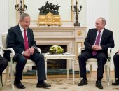 الكرملين: بوتين ونتنياهو بحثا البرنامج النووى الإيرانى فى اتصال هاتفى