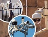 كاميرات المراقبة تكشف عدد المتهمين بسرقة فرع شركة فودافون بالطالبية