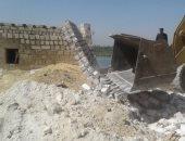 وزارة الرى تزيل 7 آلاف و950 حالة تعدٍ على نهر النيل منذ الشهر الماضى