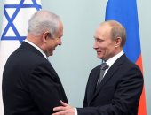 نتنياهو يبحث مع بوتين بروسيا احتكاكات محتملة بين قوات البلدين فى سوريا