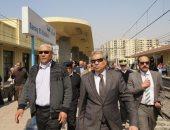 الشرطة تعيد 40 ألف جنيه لراكب فقدها فى محطة مترو حلمية الزيتون