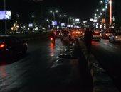 أمطار خفيفة على عدد من مدن محافظة كفر الشيخ