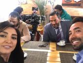 """اليوم.. أسرة """"الطوفان"""" تستكمل التصوير فى أحد فنادق القاهرة"""