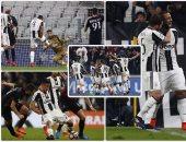 تقارير: لاعبو ميلان يحطمون غرفة ملابس ملعب يوفنتوس