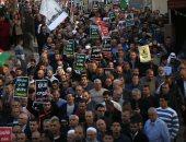 القوى الوطنية الفلسطينية تدعوا للمشاركة غدا فى الفعاليات الرافضة لخطة ترامب