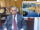 محافظ قنا : فحص 278 ألف و595 نخلة لمكافحة آفة سوسة النخيل
