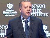 """أردوغان يتهم ميركل باللجوء إلى """"اجراءات نازية"""""""