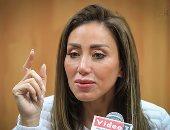العاملون بقناة النهار يهنئون ريهام سعيد بالبراءة فى قضية خطف الأطفال