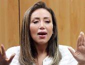 """ريهام سعيد تناشد السيسى فى """"صبايا الخير"""" لمساعدة المدمنين"""