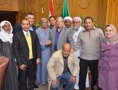 محافظ الإسماعيلية: تنفيذ مشروع الصرف الصحى بمنشية السلام بمدينة فايد