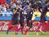 برشلونة × فالنسيا.. 5 أسباب ترجح كفة ميسى ورفاقه فى مباراة الليلة