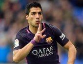 بالفيديو.. سواريز يسجل هدف برشلونة الأول أمام سبورتنج لشبونة