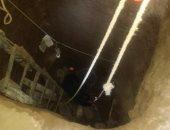 مباحث الآثار بسوهاج تتحفظ على حفرين أثريين بأخميم وتضبط أدوات الحفر