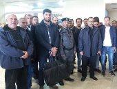 وفد من أمن السواحل الليبى يتوجه إلى إيطاليا لتلقى دورة تدريبية