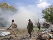 رويترز: سماع دوى انفجار كبير فى العاصمة الصومالية تلاه إطلاق نار