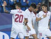 فيديو.. إشبيلية يصعب موقف برشلونة ويضيف الهدف الثانى بالدقيقة 50