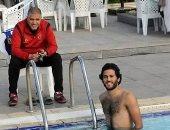 مروان محسن يطير لألمانيا الأسبوع المقبل لتحديد موعد عودته للأهلى