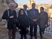 بالصور.. الحكومة الإسرائيلية: صحفيون من الجزائر والمغرب وتونس يزورون تل أبيب