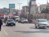أهالى شارع البحر بطنطا يعانون من الزحام ويطالبون بتركيب إشارة مرور