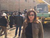 سحر طلعت من المطرية: استخراج تمثال رمسيس احتل نسب مشاهدة عالية بالغرب