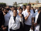 حزب المؤتمر يشيد بالعفو الرئاسى عن 300 سجين ويطالب بدمجهم فى المجتمع