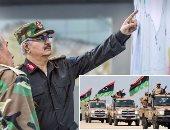 سياسيون ودبلوماسيون ليبيون يشيدون بجهود مصر لتوحيد الجيش الليبى