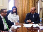 """""""اتصالات البرلمان"""" توصى بإعداد تشريع للحد من البلاغات الكاذبة للإسعاف"""
