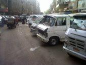 خبير مرورى: قانون المرور ينص على عدم التصالح مع أصحاب المواقف العشوائية