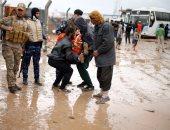 مقتل 10 نازحين سوريين عند الحدود اللبنانية السورية بسبب العواصف الثلجية