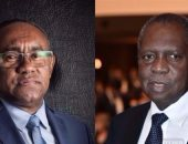 نادى الزمالك يهنئ رئيس الاتحاد الأفريقى المنتخب الجديد أحمد أحمد
