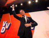 """بالصور.. رئيس وزراء هولندا: تصويت شعبنا أوقف المد الشعبوى بعد """"بريكست"""" و""""ترامب"""""""