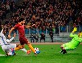 محمد صلاح و21 لاعبا فى قائمة روما لمواجهة ساسولو