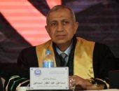 وزيرة الهجرة تشارك بحفل تخرج كلية اللغة والإعلام بالأكاديمية العربية
