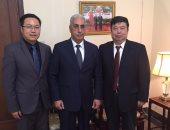 70 رجل أعمال صينى يزورون القاهرة مطلع أبريل لتعزيز الاستثمارات بمصر