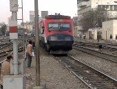 السكة الحديد تبدأ غدا تشغيل القطارات الإضافية المخصصة للعيد
